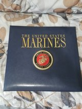 Marines scrapbook in Camp Lejeune, North Carolina