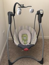 Graco Baby Swing in Naperville, Illinois