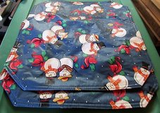 4 kids place mats with snowmen in Alamogordo, New Mexico