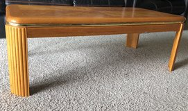 Wooden Table/Coffee Table in Bolingbrook, Illinois