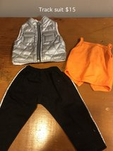 "Track Suit fits 18"" Doll in Naperville, Illinois"