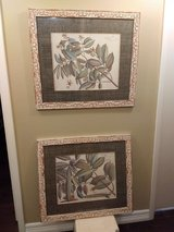 Green  Leaf Prints - White Frames in Kingwood, Texas