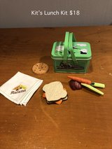 American Girl Kit's Lunch Kit in Naperville, Illinois