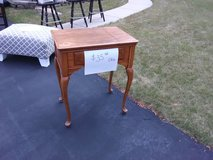 Sewing machine table in Naperville, Illinois