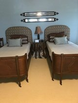 Antique Twin Beds in Kingwood, Texas