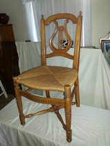 Lyre Accent Chair in Westmont, Illinois