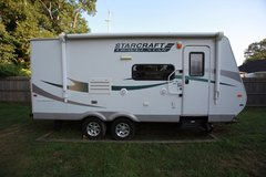 2011 Starcraft Travelstar Expandable RV 217RBSS Travel Trailer in San Antonio, Texas