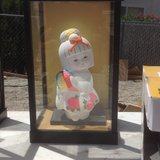 Porcelain Japanese dolls in Camp Lejeune, North Carolina