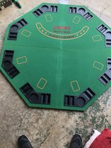 card table(foldable with carrying case) in Aurora, Illinois