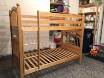 Bedroom Set - Bunk Beds, Mule Chest and Nightstand in Shorewood, Illinois