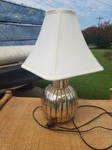 Small lamp in Fort Campbell, Kentucky