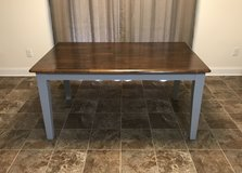 Solid Oak Dining Table in Cary, North Carolina