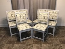 Dining Chairs / Benches Set in Cary, North Carolina