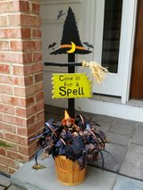 Halloween Decoration - Come in for a Spell in Bolingbrook, Illinois