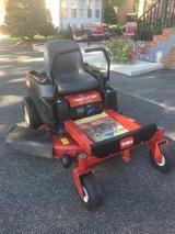 Toro Zero Turn Riding Lawnmower in Fort Belvoir, Virginia