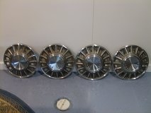 Ford Mustang Hubcaps/Wheel Covers (4) - OEM in Plainfield, Illinois