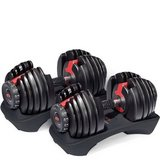Bowflex SelectTech 552 Adjustable Dumbbell Set Brand New never opened in Temecula, California