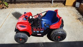 Spiderman Powerwheels Car in Vista, California