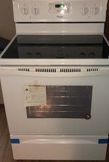 Whirlpool Smooth Top Stove in Lawton, Oklahoma