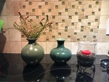 misc vases in Kingwood, Texas