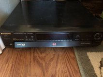 5 disc DVD player Panasonic in Spring, Texas