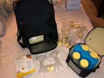 brand new portable breast pump and accessories in Honolulu, Hawaii