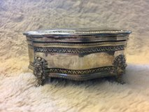 Silver trinkets Jewelry Box in Joliet, Illinois