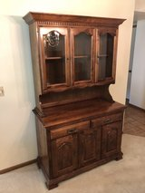 Solid Wood Cabinet in St. Charles, Illinois