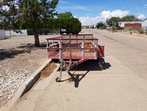5x8 utility trailer in Alamogordo, New Mexico