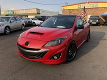 2010 MAZDA 3 MAZDA SPEED SPORT HATCHBACK 4D 4-Cyl TURBO 2.3 Liter in Fort Campbell, Kentucky