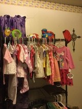 Children's clothes in Fort Hood, Texas