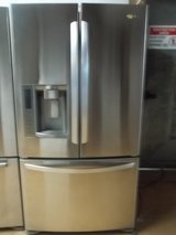 LG FRENCH STYLE REFRIGERATOR in Fort Bragg, North Carolina