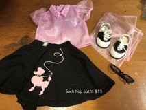 American Girl Sock Hop Outfit in Naperville, Illinois