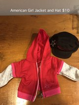 American Girl Jacket and Hat in Plainfield, Illinois