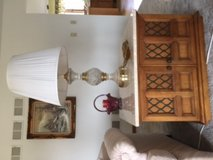 High end square end table in Tinley Park, Illinois