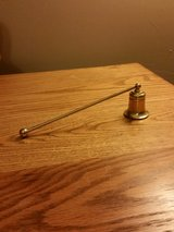 "8"" Brass Candle Snuffer Bell Shaped in Fort Leonard Wood, Missouri"