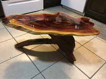 love edge red cedar table in Fort Polk, Louisiana