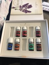 young Living oils in Okinawa, Japan