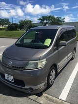2006 Nissan Serena in Okinawa, Japan