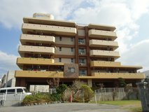 2BED with storage near Foster and Futenma----coming in September in Okinawa, Japan