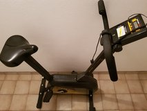 Exercise bike by Kettler in Spangdahlem, Germany
