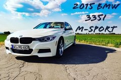 2014 BMW 335i- M-Sport (US SPEC) in Wiesbaden, GE