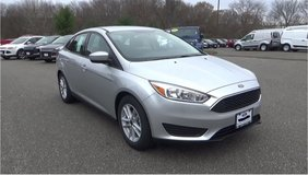 Can you still ship a POV?..... 2018 Ford Focus SE Sedan in Wiesbaden, GE