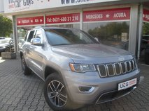 2018 JEEP GRAND CHEROKEE LIMITED 4×4 in Ramstein, Germany