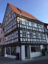 **Unique cozy tudor style house near Panzer and Patch, Chocolate City Waldenbuch** in Stuttgart, GE