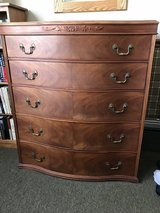 Antique dresser in Shorewood, Illinois