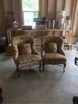 Antique Chairs in Quantico, Virginia