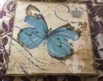 Butterfly Canvas in Fort Bliss, Texas