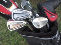 Men's RH Taylormade RBladeZ golf set w/R11 Driver in El Paso, Texas