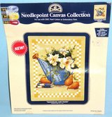 "New DMC Collection ""Magnolias and Pears"" Needlepoint Canvas Crafts in St. Louis, Missouri"